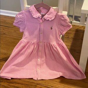 Ralph Lauren Dress -18m